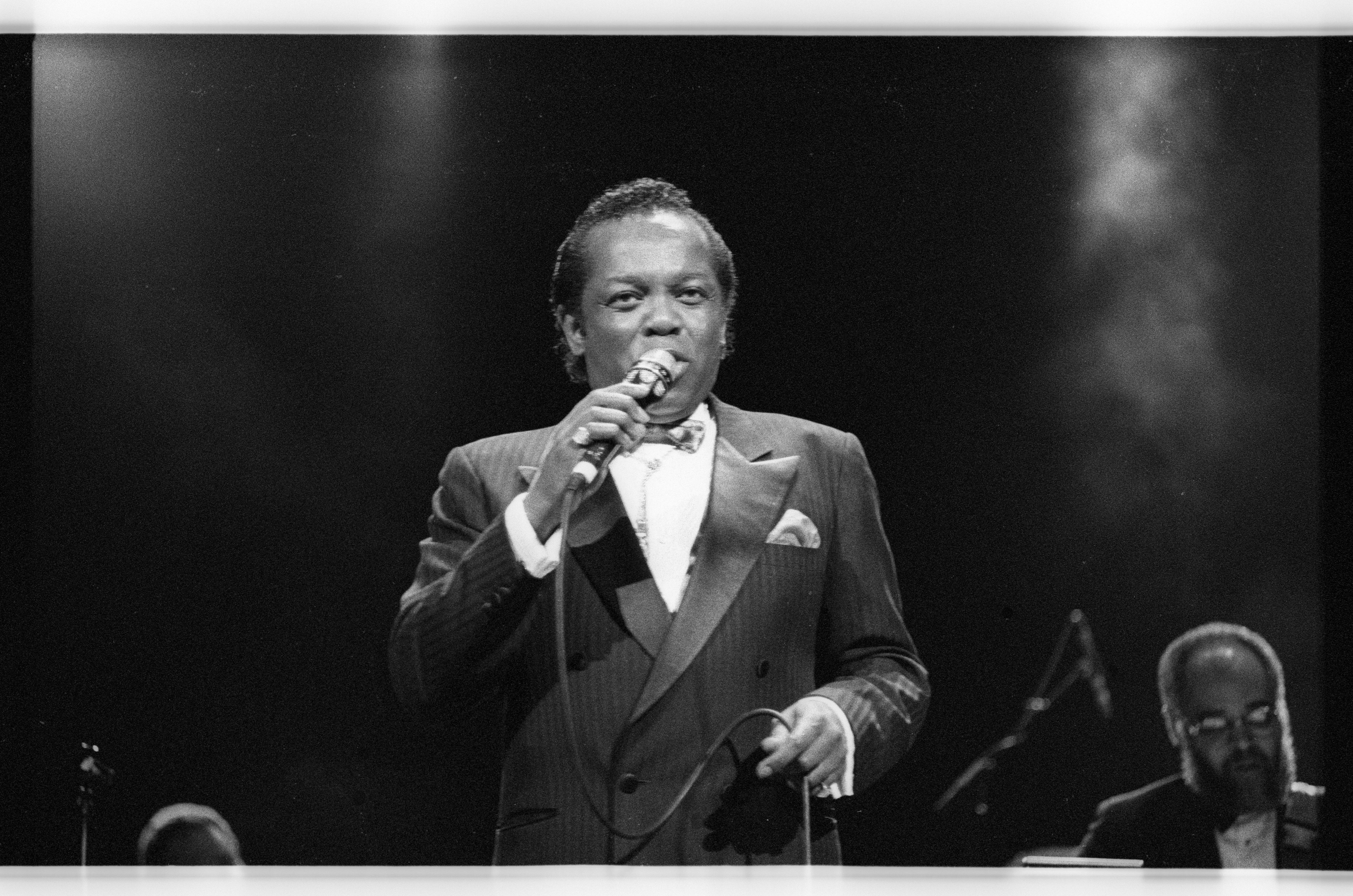 Lou Rawls, Royal Albert Hall, 1990