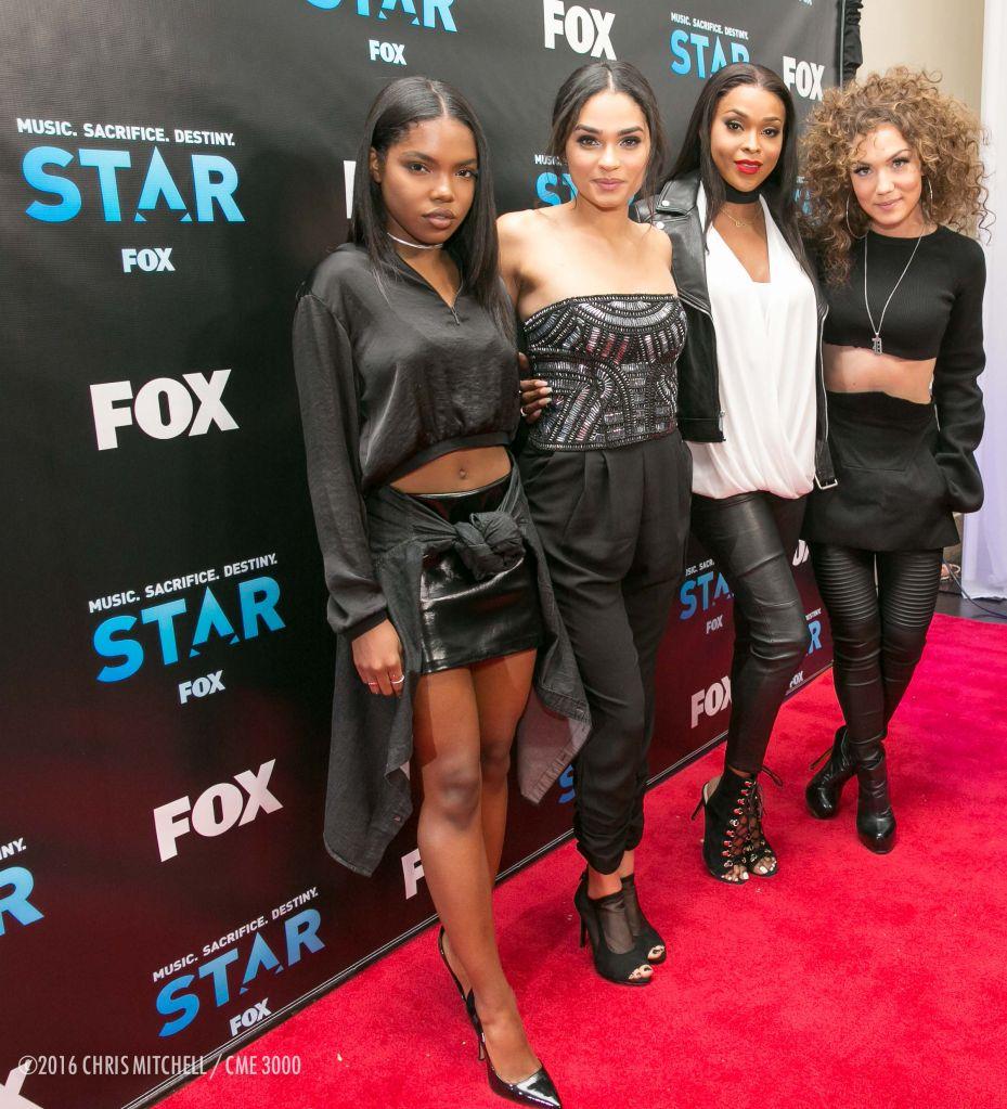 Inside Look: Hollywood Attends 'STAR' VIP Screening in Atlanta [PHOTOS]