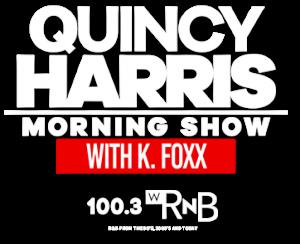 Local: Station Branding Update Video Skin - Quincy Harris Morning Show_RD Philadelphia WRNB_June 2019
