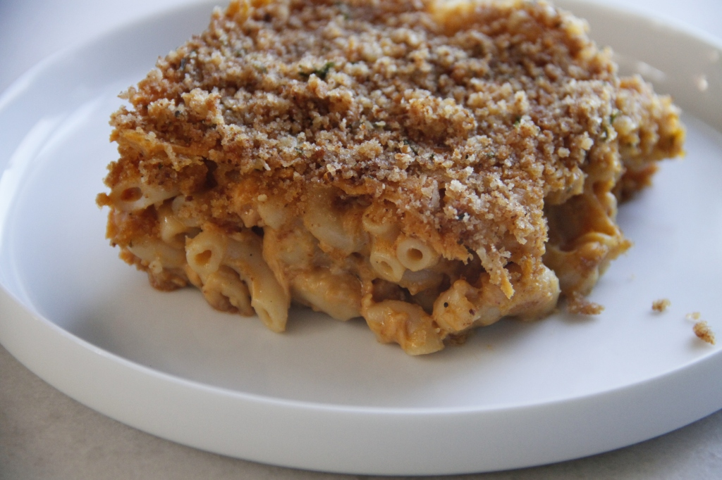 New Soul Kitchen Vegan Mac and Cheese