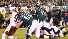 NFL- Washington Redskins at Philadelphia Eagles