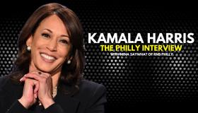 Kamala Harris Mina SayWhat Interview RNB Philly