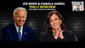 Watch Joe Biden & Kamala Harris Interviews On wrnbhd2.com