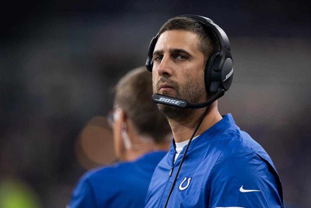 NFL: SEP 29 Raiders at Colts