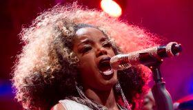 Leela James Performs In Berlin