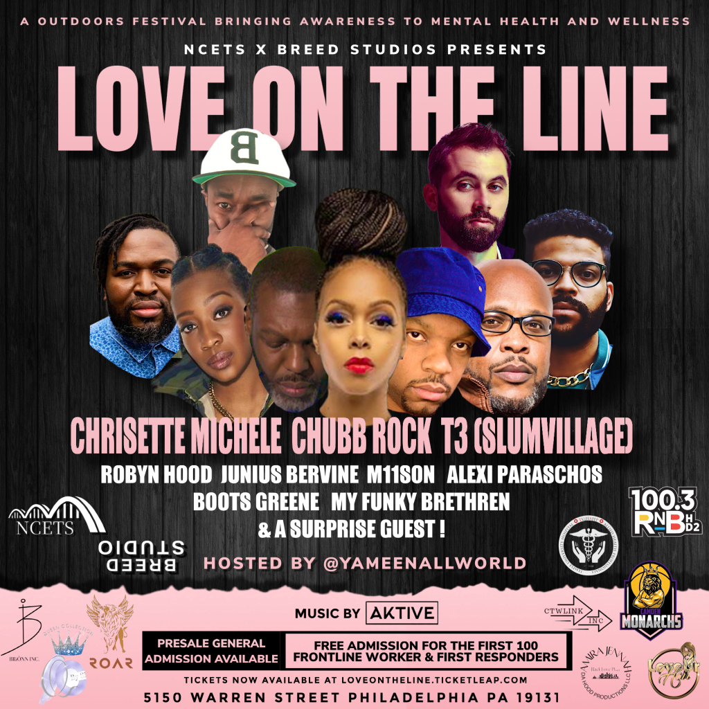 Love on the line 100.3 rnb philly
