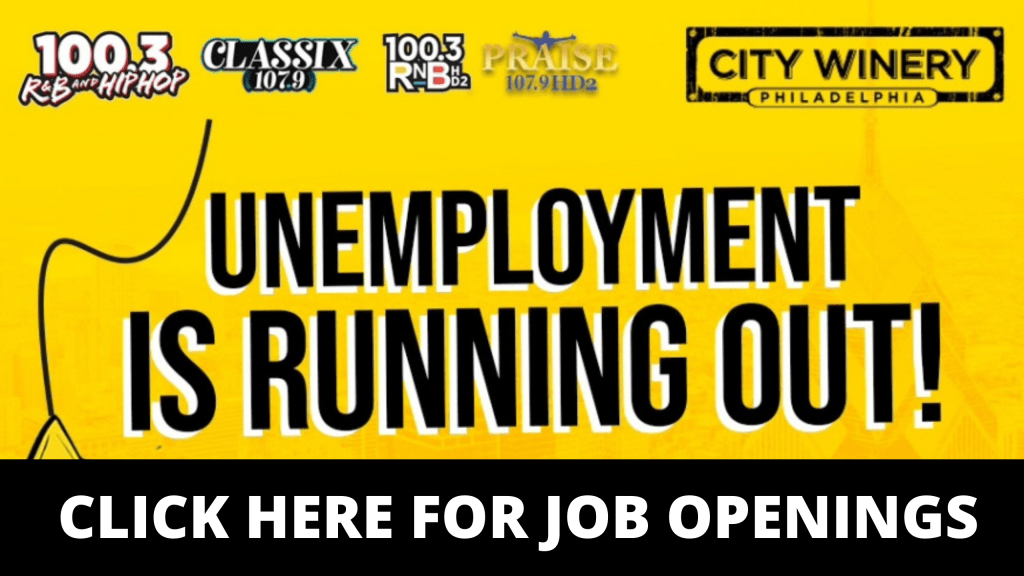 Unemployment is running out job fair philly 2021
