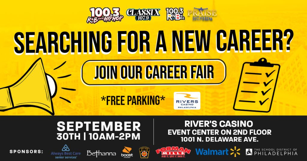 Searching for a new career? Philly job fair 2021