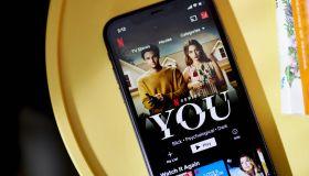 Netflix Illustrations Ahead Of Earnings Figures